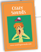 Crazy Sounds Card Game