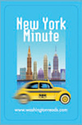 New York Minute Card Game