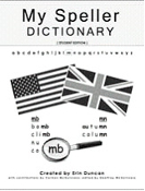 MySpeller Dictionary - printed Student Edition