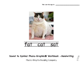 Sound to Symbol Writing - Basic Code Workbook Set