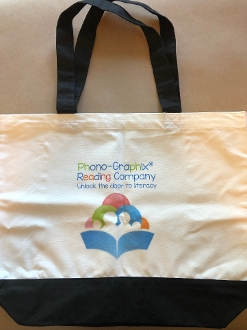 Phono-Graphix Reading Company tote